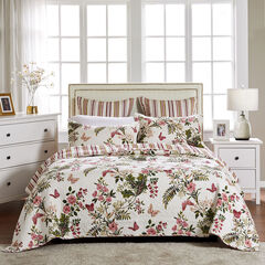 Butterflies Quilt Set by Greenland Home Fashions,