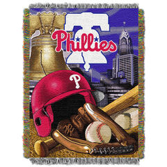 Phillies HomeField Advantage Throw,