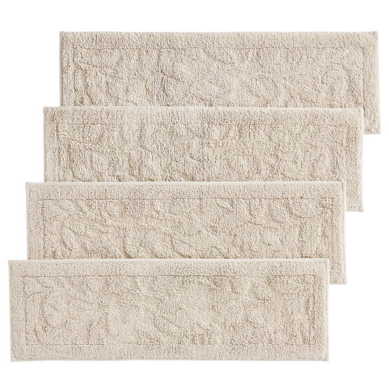Set of 4 Foliage Stair Treads,