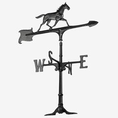 "30"" Horse Accent Weathervane,"
