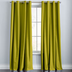 BrylaneHome® Studio Cameron Cotton Canvas Grommet Panel,