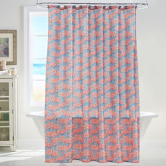 Flamingo 15-Pc. Shower Curtain Set,