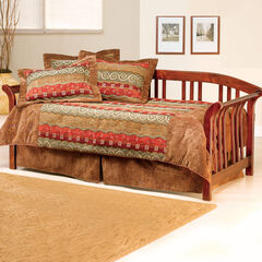 Dorchester Daybed with Suspension Deck and Roll Out Trundle,