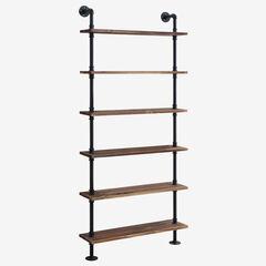 Anacortes Six Shelf Piping,