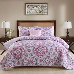 Santiago 5-Piece Quilt Set,