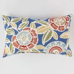 20' x 13' Lumbar Pillow, UNALA DENIM