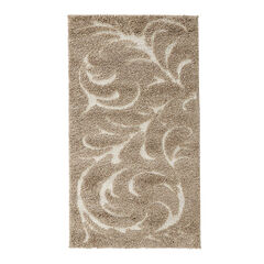 Small Winding Vines High-Low Rug,