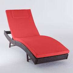 Santiago Chaise Lounge & Replacement Cushion,