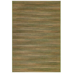 Liora Manne Marina Stripes Indoor/Outdoor Rug,