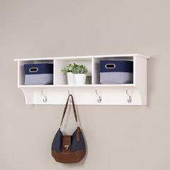 Entryway Cubbie Shelf,