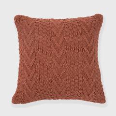 Chunkey Sweater Knit Pillow,