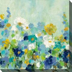 Midsummer Blue Wall Art,