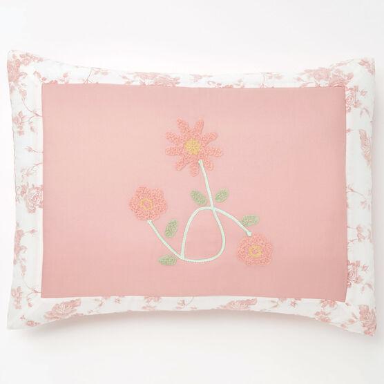 Emma Embroidered Sham,