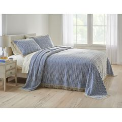 Wave Chenille Bedspread Collection,