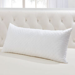 Quilted Body Pillow,