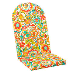 Adirondack Chair Cushion, BRONWOOD CARNIVAL