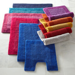 BH Studio 2-Pc. Bath Rug Set, CERISE