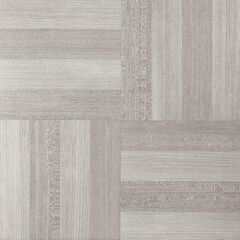 "Nexus 12"" x 12"" Self Adhesive Vinyl Floor Tile, ASH GREY WOOD"