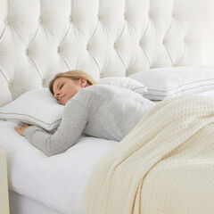 Ultimate Stomach Sleeper 2-Pack Pillows,