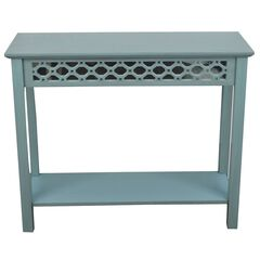Mirrored Console Table,