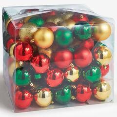 100-Pc. Ornament Set,