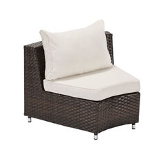 Rounded Sectional Chair,
