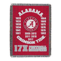 Alabama Commemorative Series Throw,