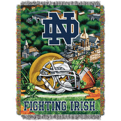 Notre Dame HFA Throw,