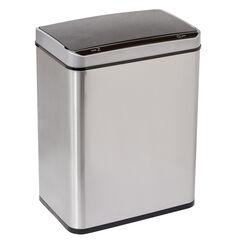 Wide 50-Lt. Sensor Trash Can,