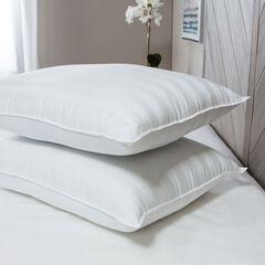 SensorPEDIC MemoryLOFT Classic Cotton Standard Pillow - 2 Pack,