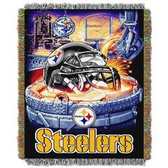Steelers Home Field Advantage Throw,