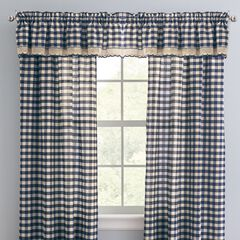 Buffalo Plaid Window Collection,