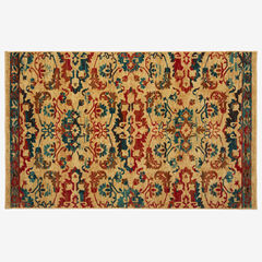 Alanya 5' x 8' Rug, RED MULTI