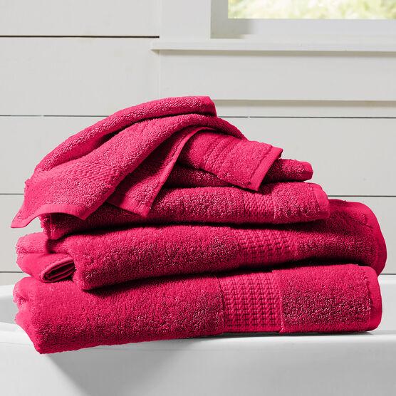 BrylaneHome® Studio 6-Pc. Bath Towel Set,