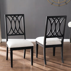 Brantingham Upholstered Dining Chairs – 2pc Set,