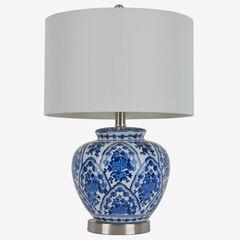 Antalya Blue Table Lamp,