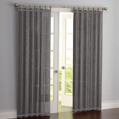 BrylaneHome Bamboo Curtain Collection,
