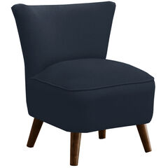 Bridgeport Chair, LINEN NAVY
