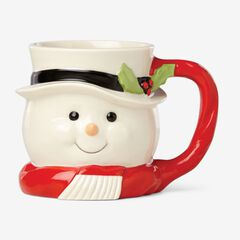 Lenox Holiday Mugs,