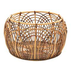 Round Belly Basket,