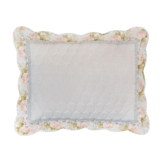 Clara Honeycomb Quilted Sham,