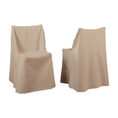 Cotton Duck Folding Chair Cover,