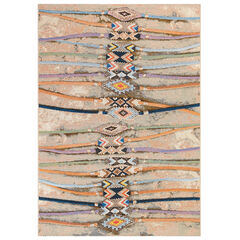 Liora Manne Marina Aztec Indoor/Outdoor Rug,