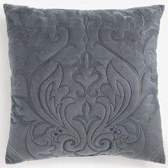 """Amelia Velour 16""""Sq. Pillow,"""