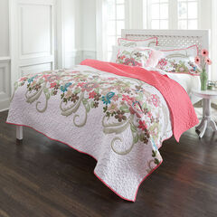 Jardin Floral Spring Quilt,