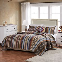 Durango Bonus Quilt Set by Greenland Home Fashions,