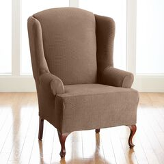 BH Studio® Brighton Wing Chair Slipcover ,