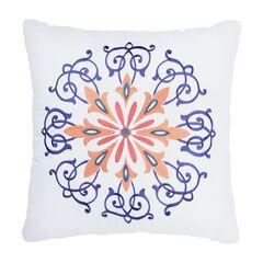 BrylaneHome® Studio Dahlia 16' Decorative Pillow,