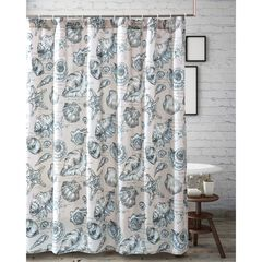Cruz Shower Curtain by Barefoot Bungalow,