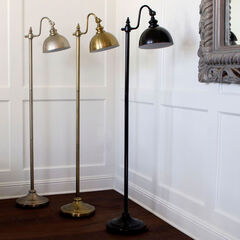 Chloe Pharmacy-Style Floor Lamp,
